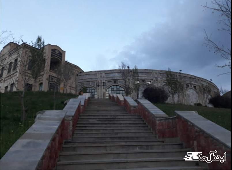 مجتمع آبگرم بستان آباد