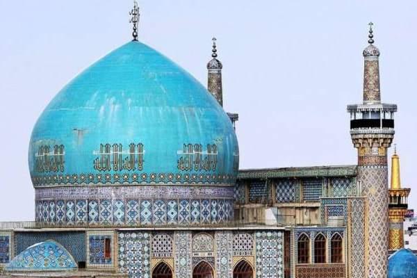 آشنایی با مسجد گوهرشاد