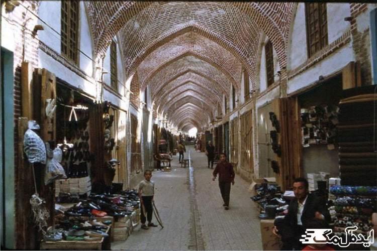 بازار تاریخی اهر
