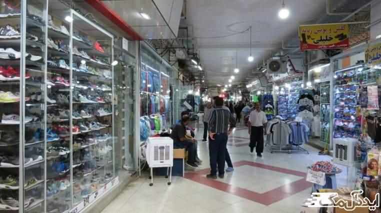 بازار تاناکورا | مهاباد