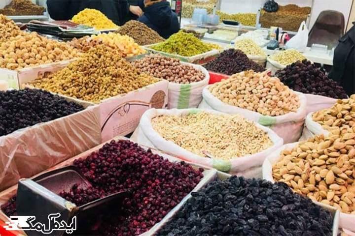 بازار سنتی مراغه