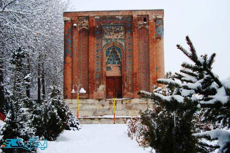 برج مقبره غفاریه