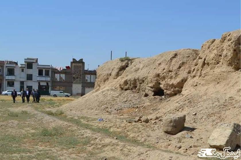 تپه تاریخی اهرنجان