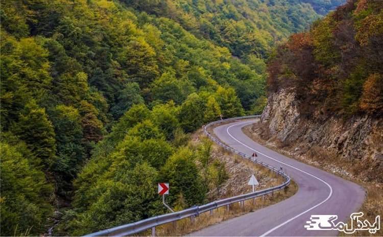 جاده تاریخی و گردشگری ارس جلفا