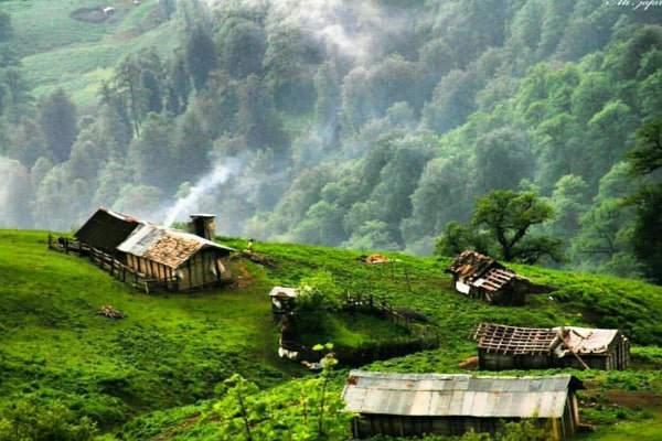 جاذبه های گردشگری چوبر در استان گیلان