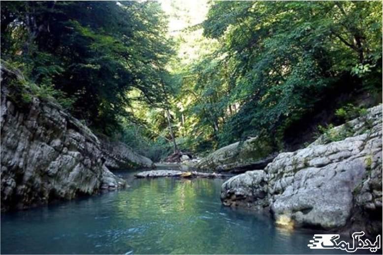 مناطق گردشگری آمل | زیبایی های طبیعی
