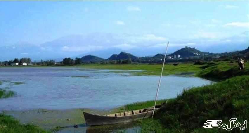 رودخانه کومله | طبیعت و گردشگری