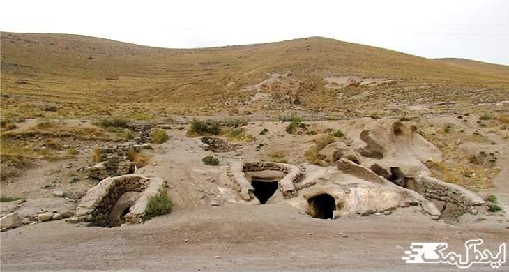 روستای حیله ور | اسکو