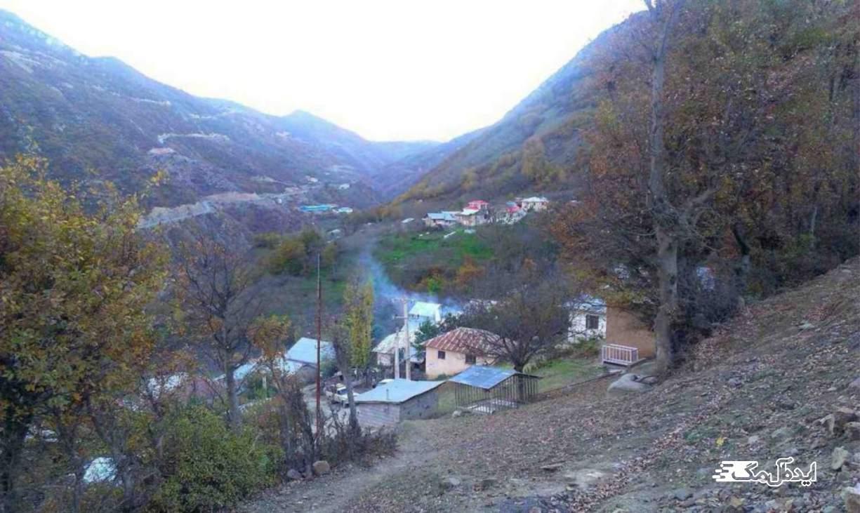 رحیم آباد | روستای زیبای مایستان