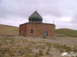 زیارتگاه علی بلاغی