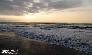 ساحل زیبای بابلسر