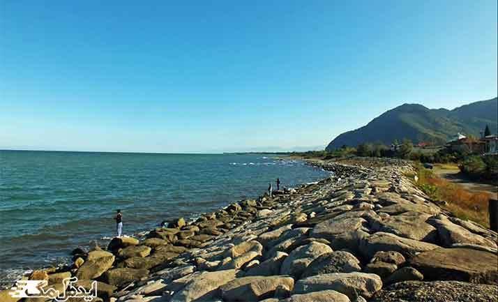 ساحل طلایی قاسم آباد