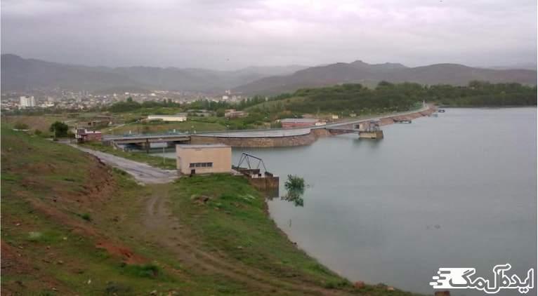 شهرستان مهاباد | اماکن دیدنی