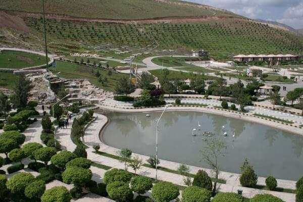 مکان های گردشگری نقده