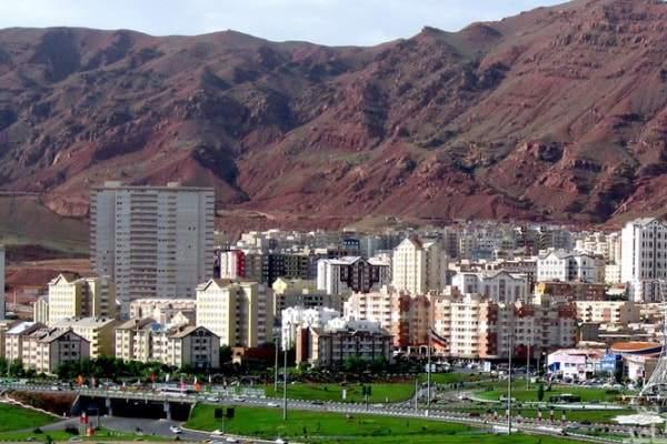 مناطق گردشگری اسکو