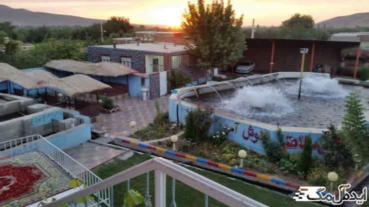 شهرستان اشنویه در ایده آل مگ