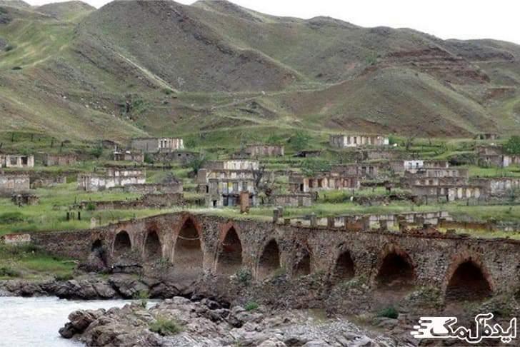 شهر خداآفرین در آذربایجان شرقی