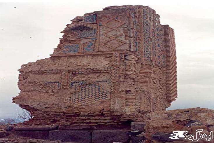 طاق و قلعه هلاکو   مرند
