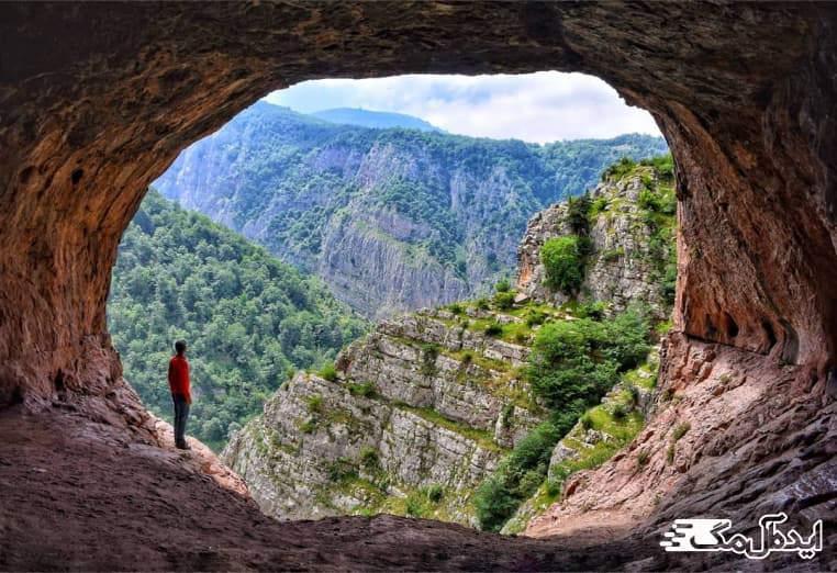 توتکابن | غار دربند دشی