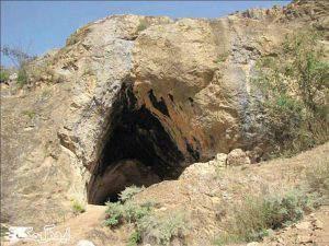 غار زنگیان