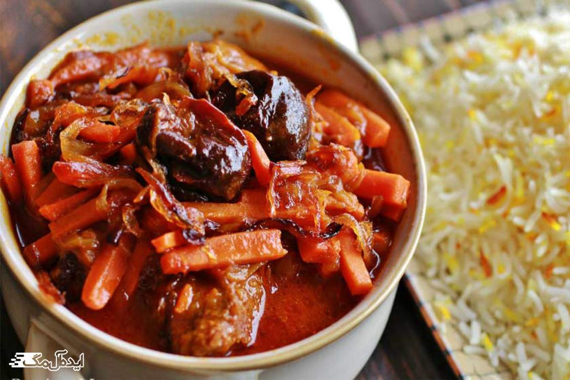 لاهیجان | غذاهای محلی