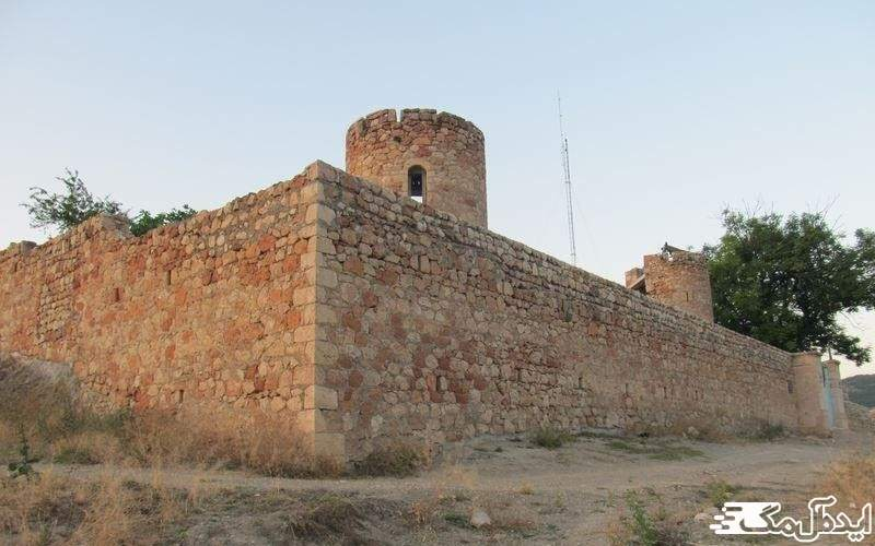 قصر وینق | خداآفرین
