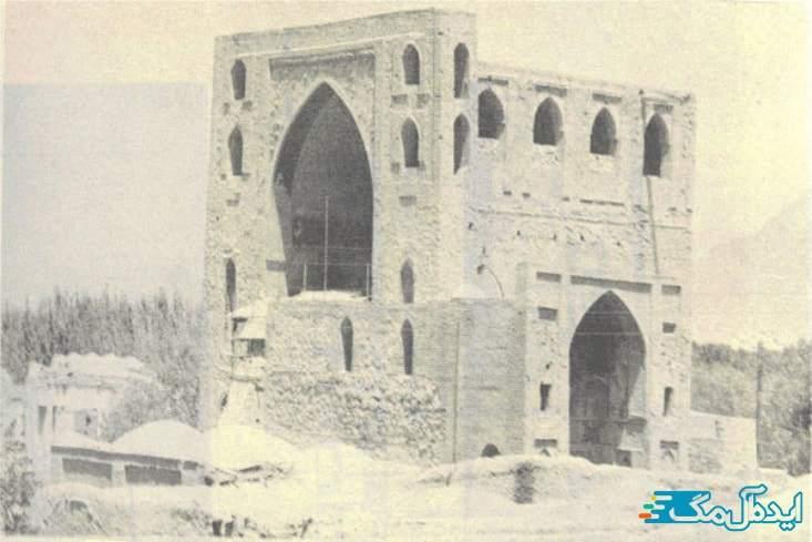 قلعه امیر ساسان | رضوانشهر