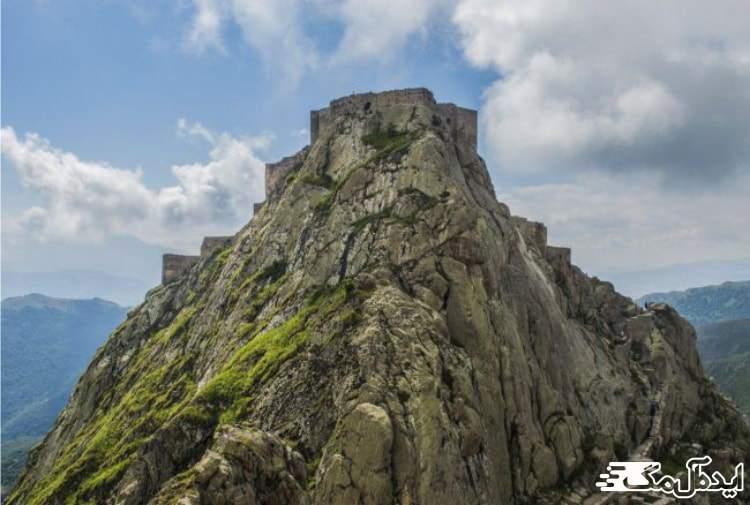 شهرستان اهر | قلعه بابک