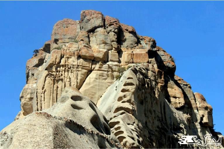 قلعه تاریخی پشتاب