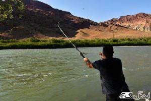 ماهیگیری در ارس