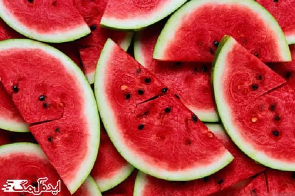 میوه های با جی آی بالا