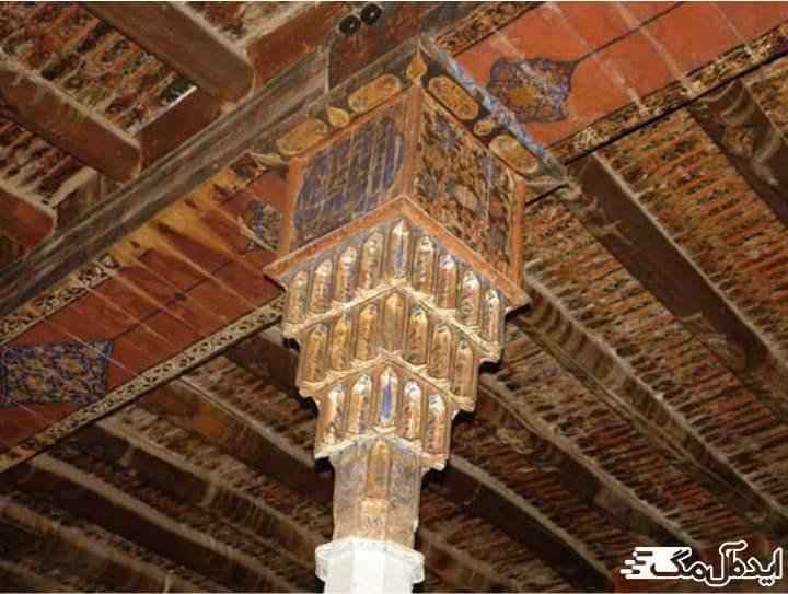 مساجد چوبی عجب شیر