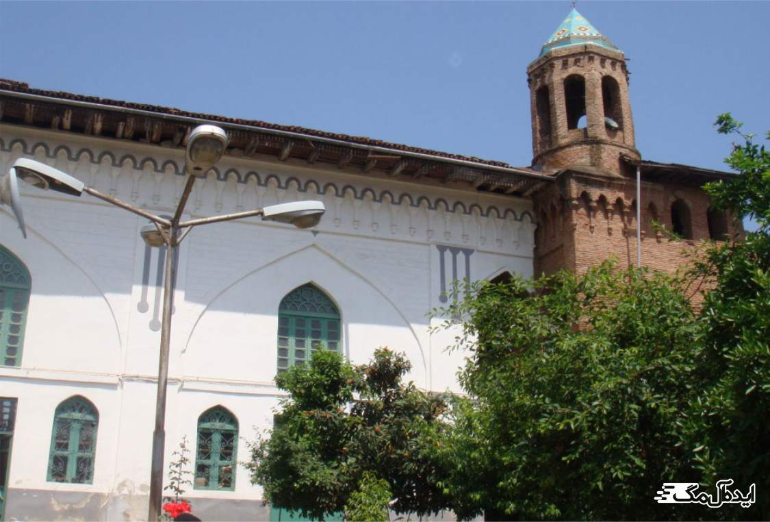 لاهیجان | مسجد اکبریه