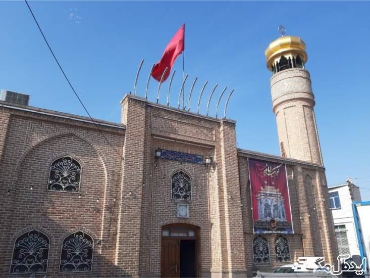 مسجد جامع میلان | اسکو