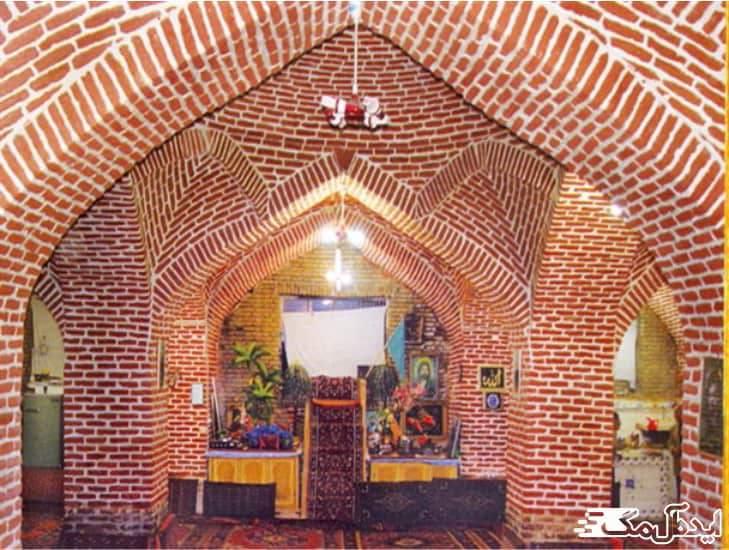 مسجد طاق | میاندوآب