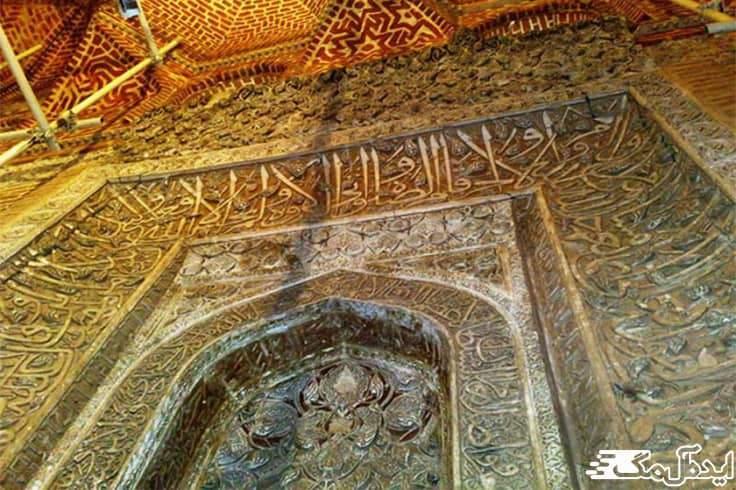 مسجد پیر بالا در مرند