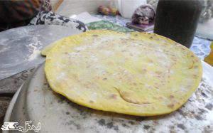 نان برنجی کوچصفهان