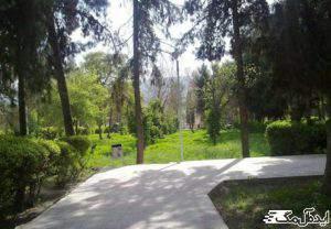 پارک تپه تاریخی نارنج باغ