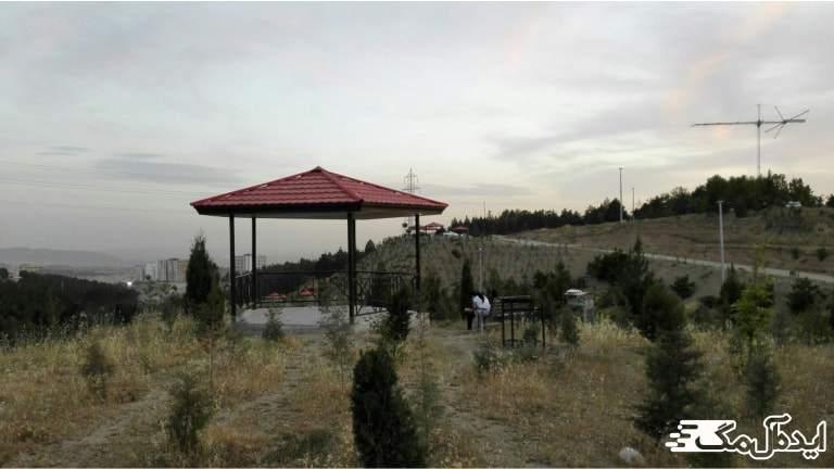 پارک جنگلی یاس
