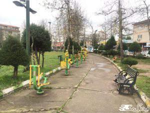 پارک شهر کوچصفهان