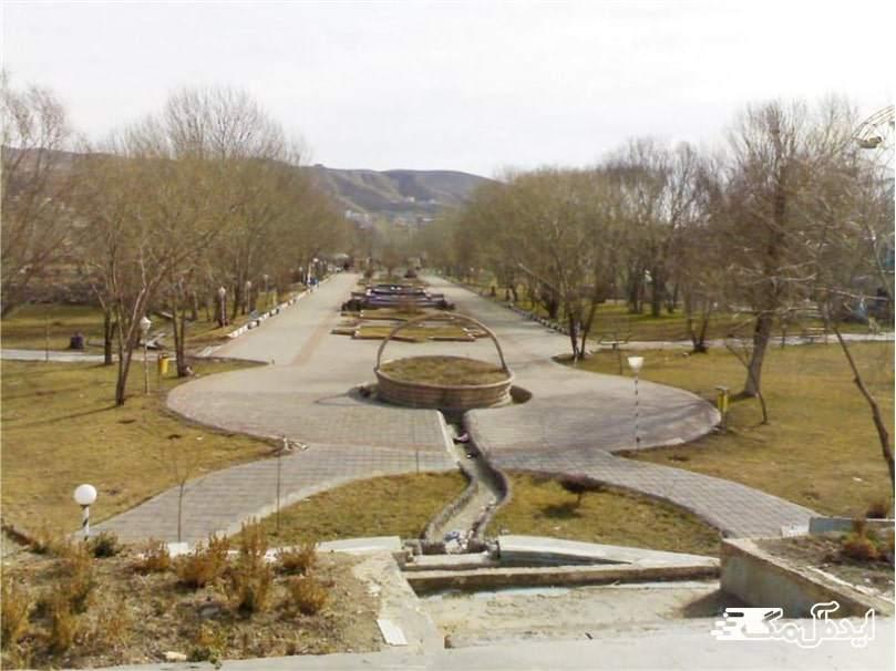 پارک صبا در بستان آباد