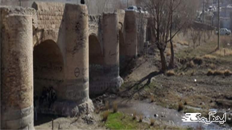 پل تاریخی سعید آباد