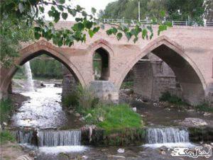 پل قرمز | شهر نیر