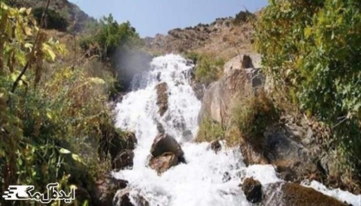 چشمه آقبلاغ | مناطق گردشگری اسکو