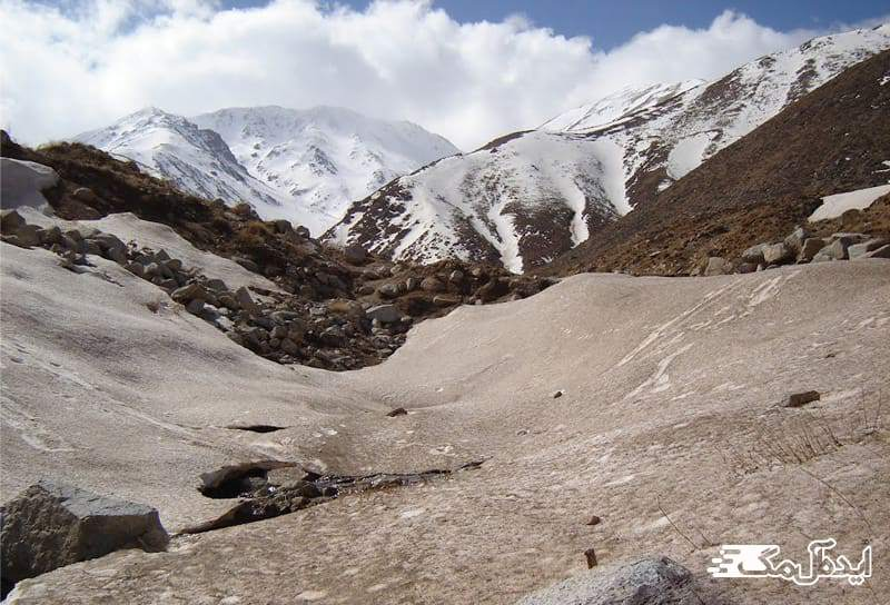 جاذبه های گردشگری | کوهستان بزقوش