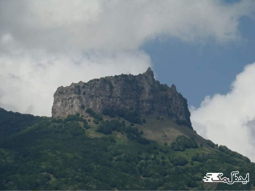 کوه اسپیناس | شهر لوندویل