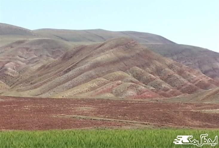کوه رنگی آلاداغلار