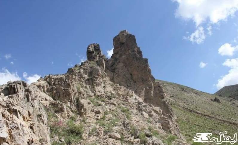 کوه پیر محمد
