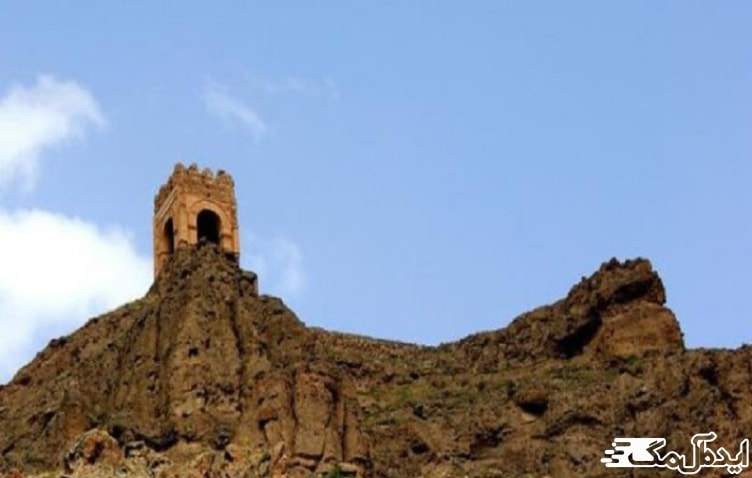 گنبد مقبره تاریخی کندال