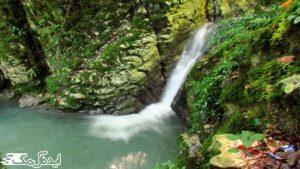 آبشارهای کوهسر
